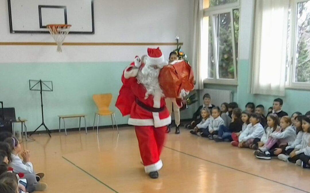 Festa di Natale alla Scuola Primaria di Cerretti
